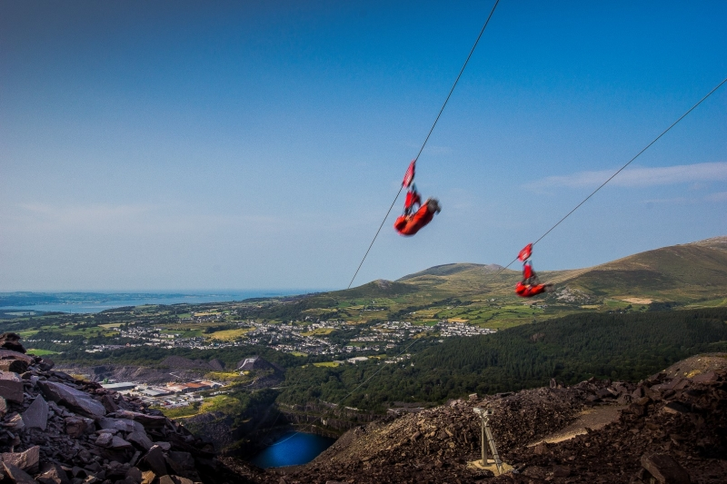 Zip World Penrhyn Quarry | Zip World
